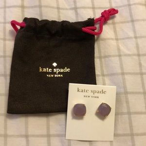 Kate Spade 14K Gold Fill Earrings